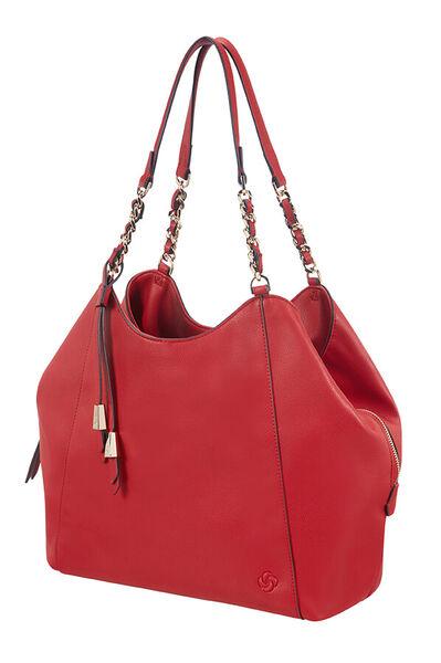 Satiny Hobo táska