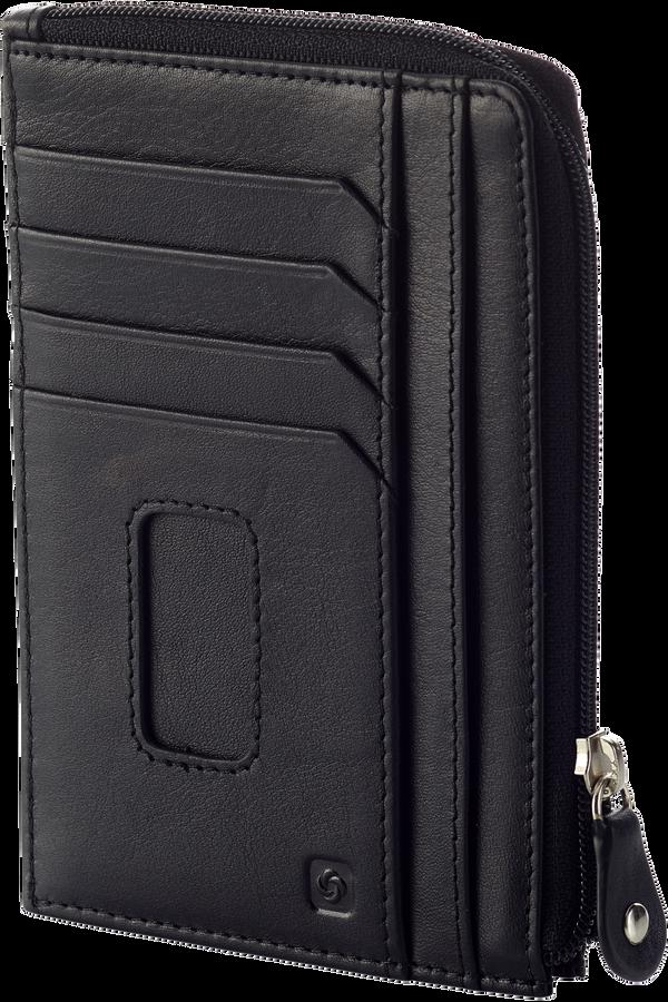 Samsonite Success 2 Slg 727-All In One Wallet Zip  Black