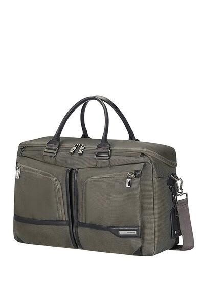 GT Supreme Duffle Bag 50cm Dark Olive/Black