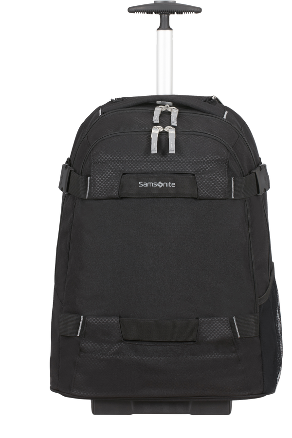 Samsonite Sonora Laptop Backpack with Wheels 55cm 17inch Black