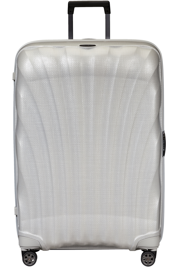 Samsonite C-Lite Spinner 81cm  Off White