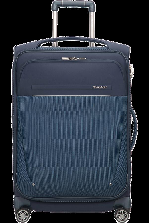 Samsonite B-Lite Icon Spinner Expandable 63cm  Dark Blue