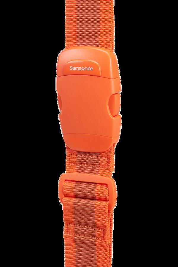 Samsonite Global Ta Luggage Strap 50mm Orange