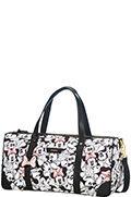 Disney Forever Duffle Bag Minnie Pastel