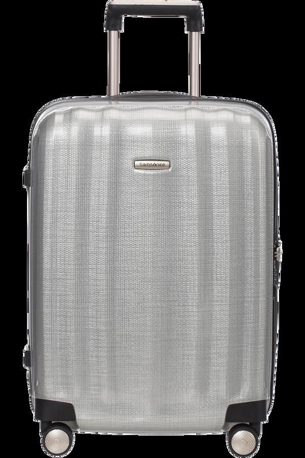 Samsonite Lite-Cube Spinner 55cm  Silver