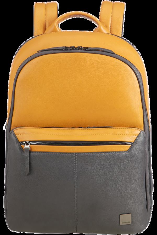 Samsonite Senzil Laptop Backpack 15.6'  Grey/Yellow