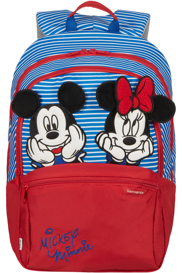 Samsonite Disney Ultimate 2.0 Backpack Disney Stripes M Minnie/Mickey Stripes