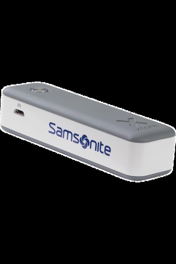 Samsonite Global Ta Powerbank 2600MAH Eclipse Grey