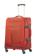 4Mation Duffle táska kerékkel 67cm Red/Grey