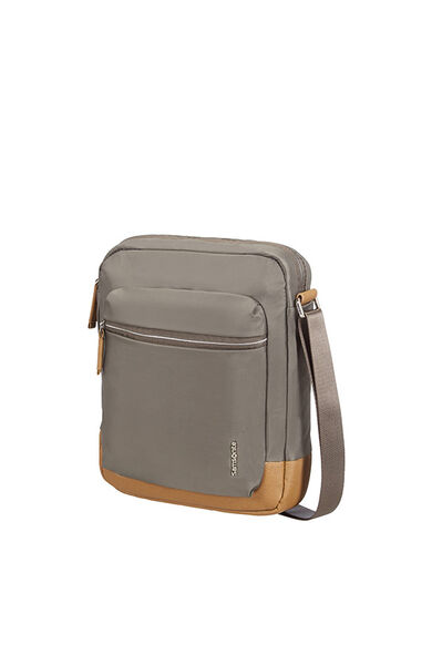 Move Pro Crossover bag Silver green
