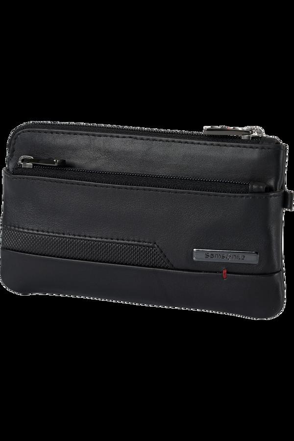 Samsonite Pro-Dlx 5 Slg 517 - Key Case  Black