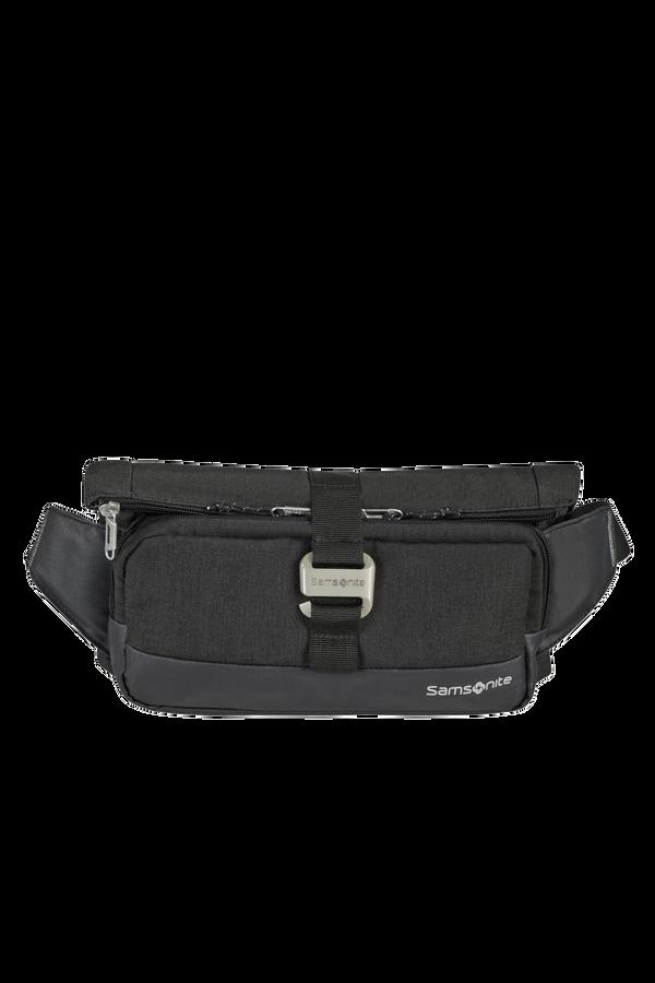 Samsonite Ziproll Belt Bag  Black