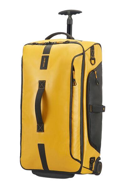 Paradiver Light Duffle táska kerékkel 67cm Yellow