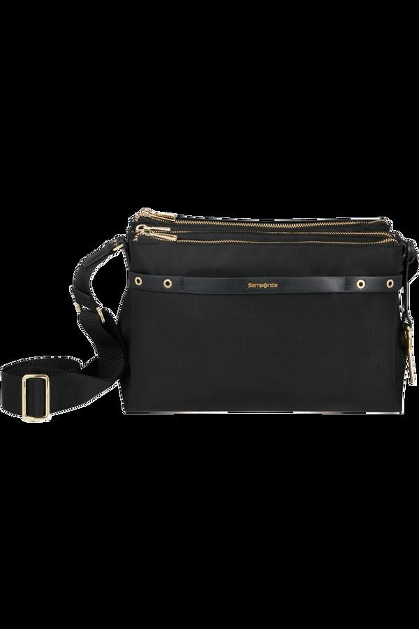 Samsonite Skyler Pro Travel Shoulder Bag  Black