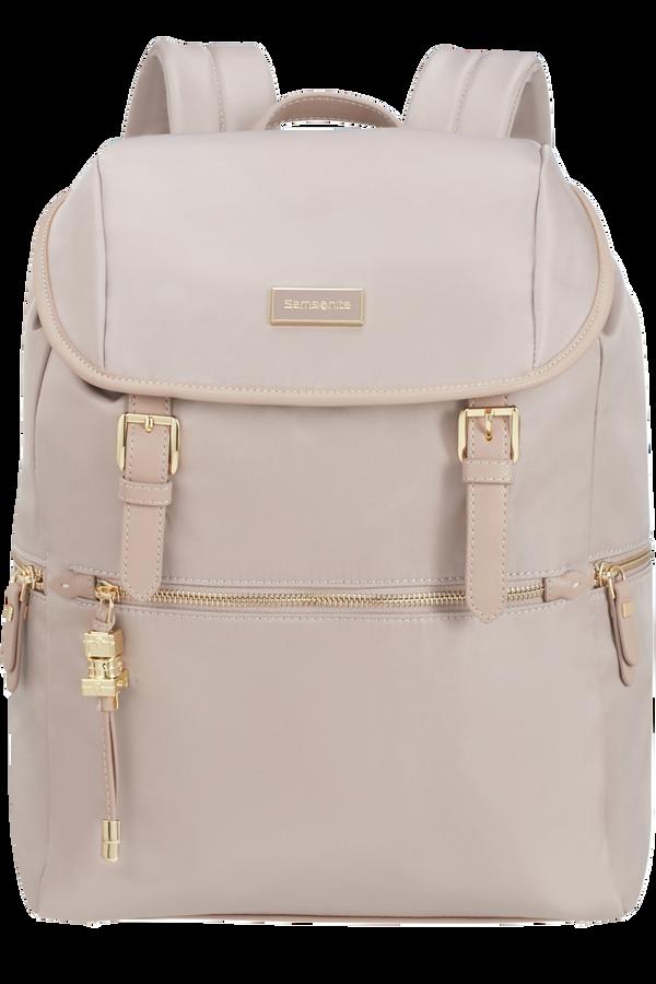 Samsonite Karissa Biz Backpack +Flap  14.1inch Rose