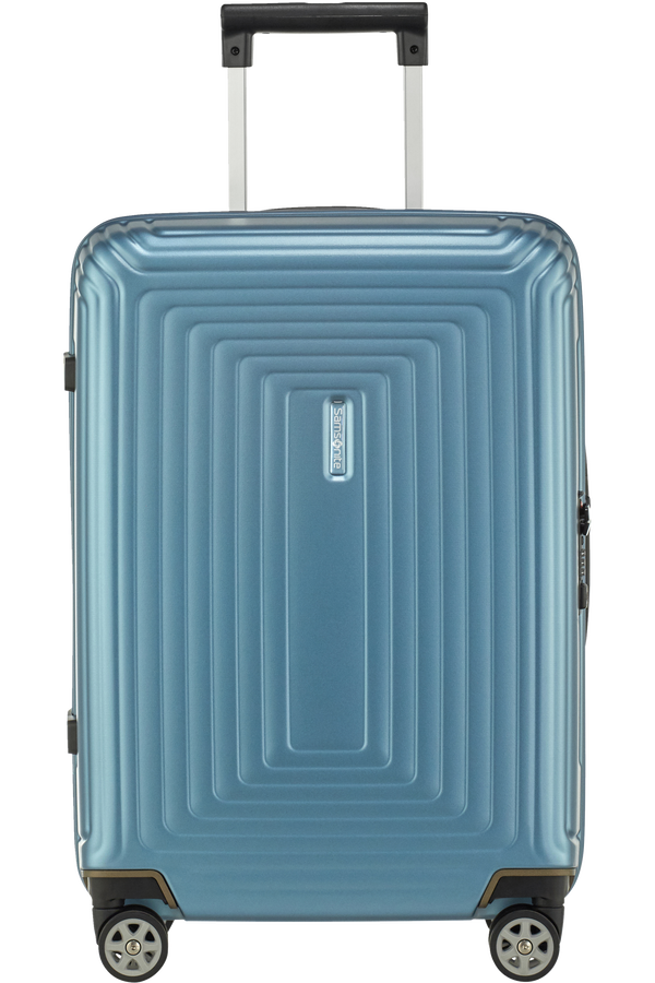 Samsonite Neopulse Spinner 55cm/20inch  Matte Ice Blue