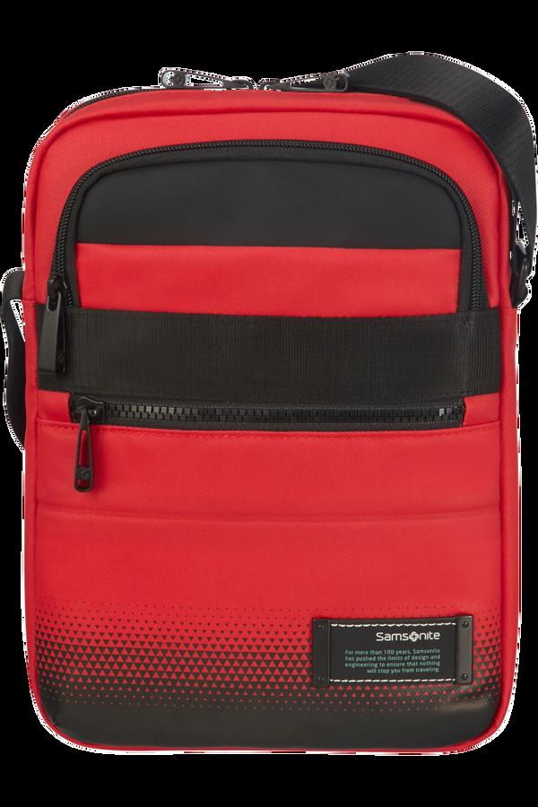 Samsonite Cityvibe 2.0 Tablet Crossover Bag  9.7inch Lava Red