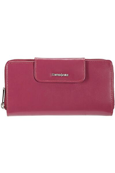 Lady Chic II SLG Wallet L Plum