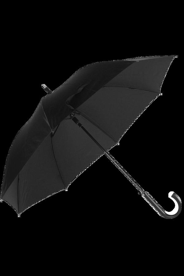 Samsonite Rain Pro Stick Umbrella Black