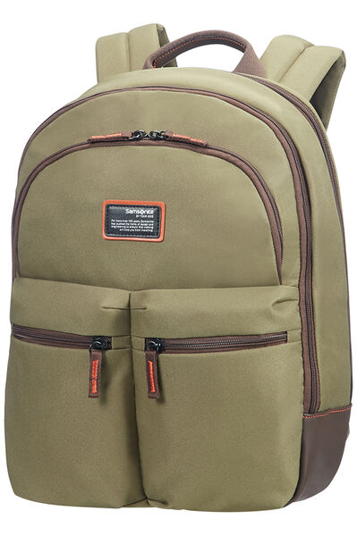 Rockwell Laptop Backpack Olive