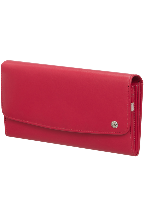 Samsonite Dame Jolie Slg 336 - L W 12CC+1W+2Z C  Cherry Red