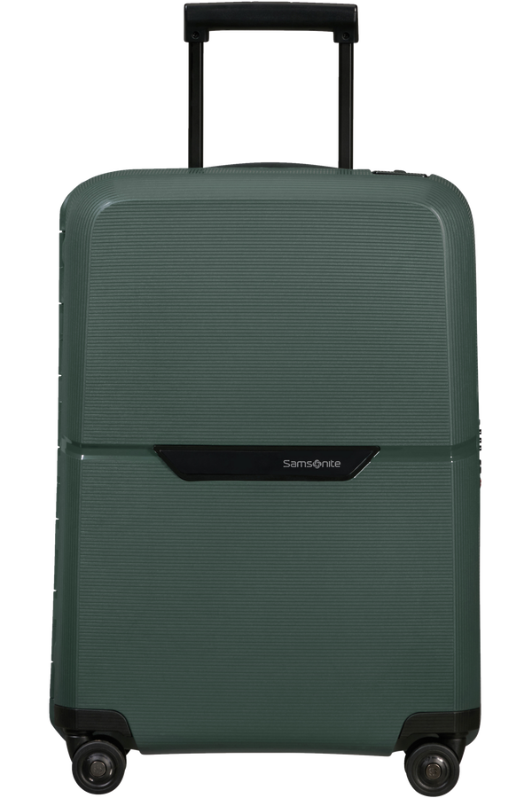 Samsonite Magnum Eco Spinner 55cm  Forest Green