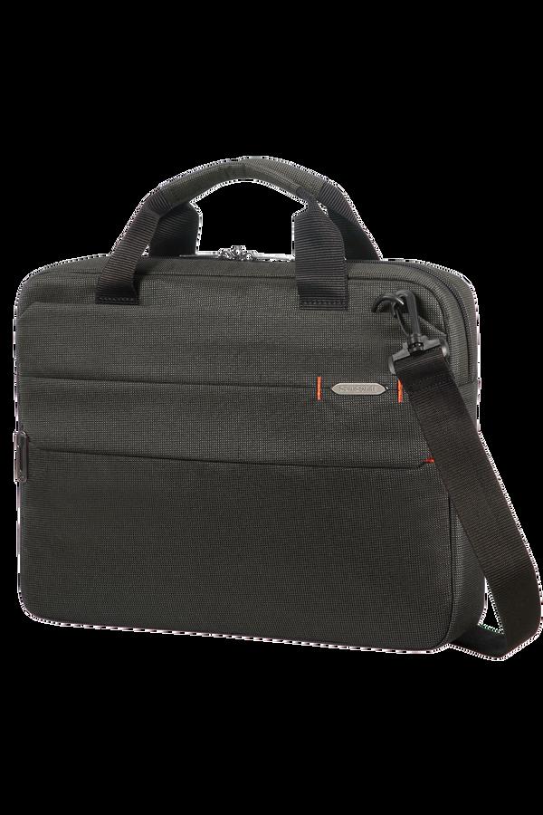 Samsonite Network 3 Laptop Bag  35.8cm/14.1inch Charcoal Black