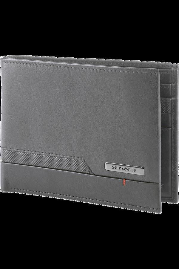 Samsonite Pro-Dlx 5 Slg 005 - B 8 CC+2 C  Magnetic Grey
