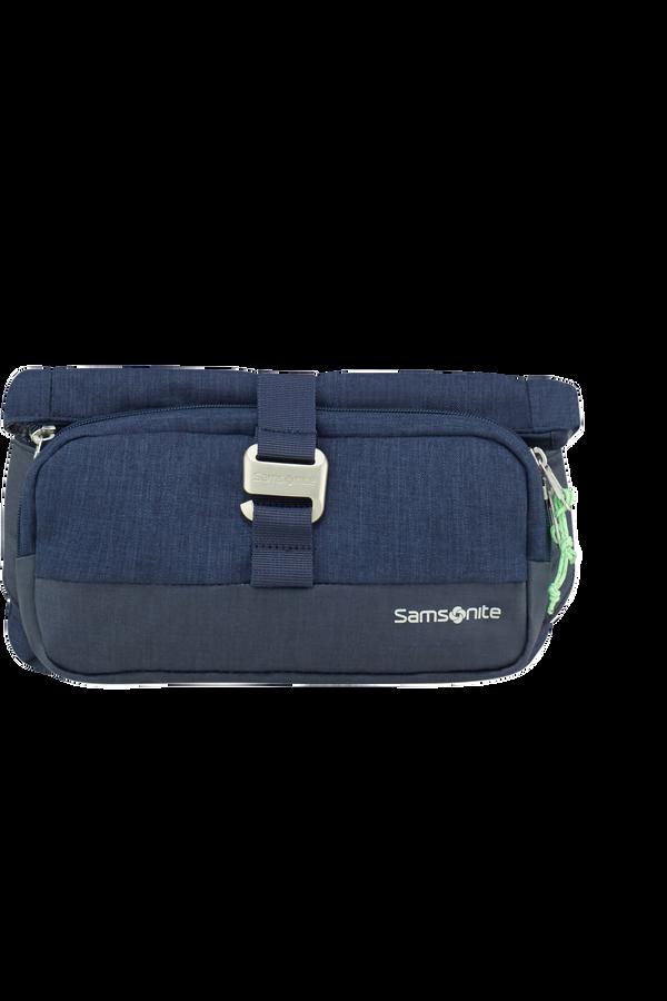 Samsonite Ziproll Belt Bag  Night Blue