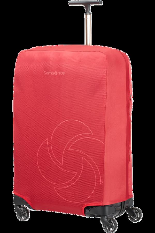 Samsonite Global Ta Foldable Luggage Cover M/L Red