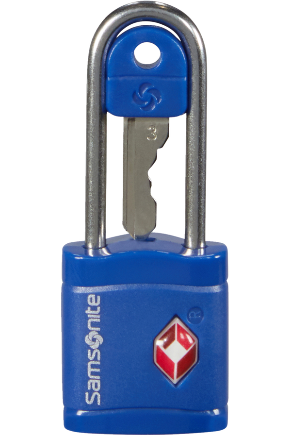 Samsonite Global Ta Key LockTSA  Midnight Blue