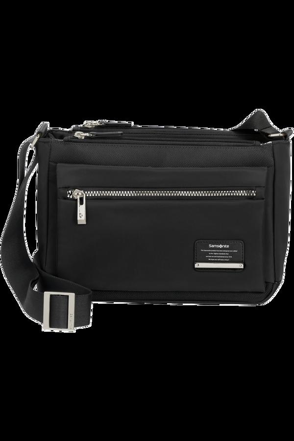 Samsonite Openroad Chic Horiz. Shoulder Bag  Black