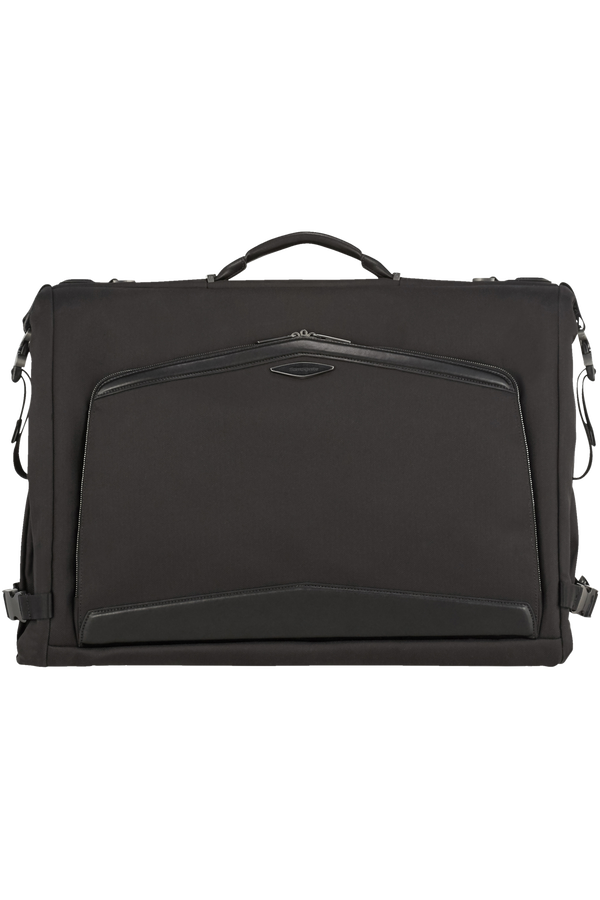 Samsonite Selar Tri-Fold Garment Bag  Black