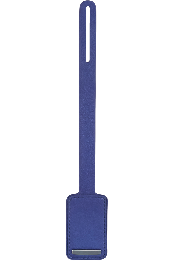 Samsonite Im T@G Leather Strap  Blue
