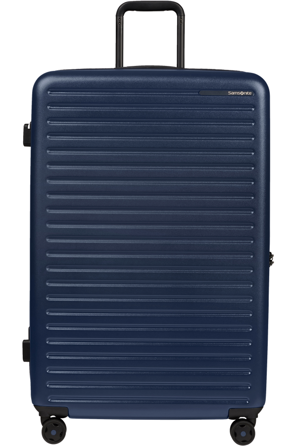 Samsonite Stackd Spinner 81cm  Navy