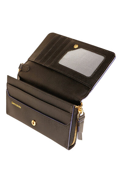 Lady Saffiano II SLG Clutch táska