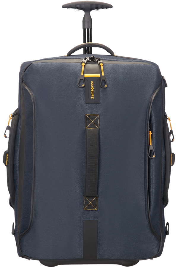 Samsonite Paradiver Light Duffle with wheels 55cm Jeans Blue
