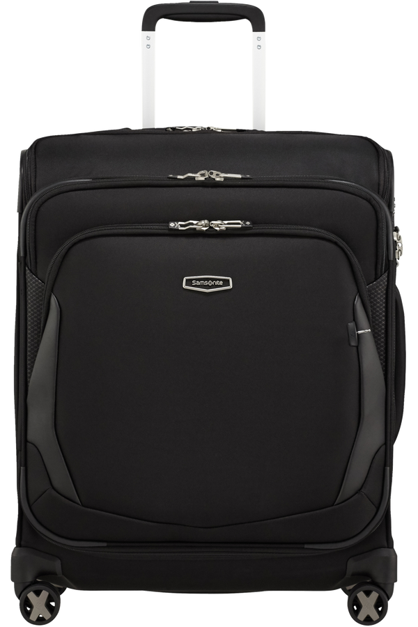 Samsonite X'blade 4.0 Spinner Toppocket 56cm  Black