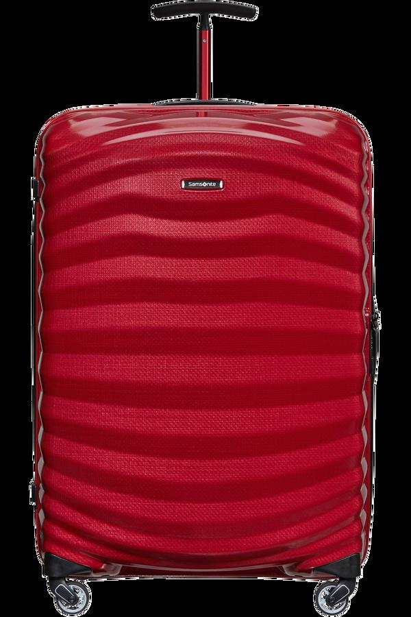 Samsonite Lite-Shock Sport Spinner 75cm  Bright Red/Silver