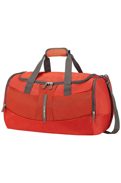 4Mation Duffle Bag 55cm Red/Grey
