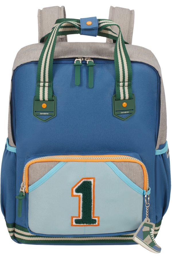 Samsonite Sam School Spirit Backpack M  N.1 Varsity Grey