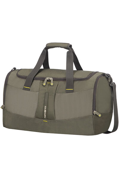 4Mation Duffle Bag 55cm Olive/Yellow