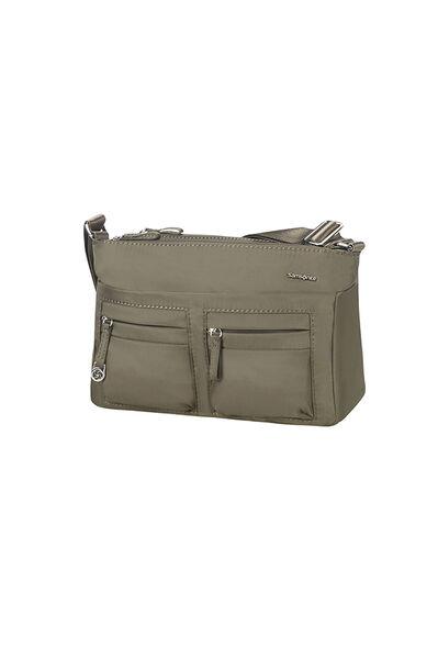 Move 2.0 Shoulder bag Silver green