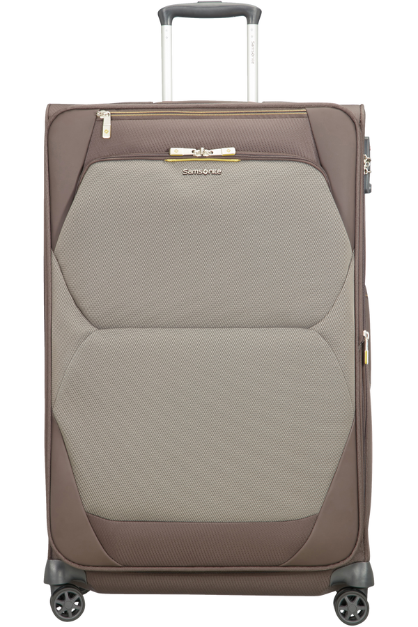 Samsonite Dynamore Spinner Expandable 78cm  Taupe