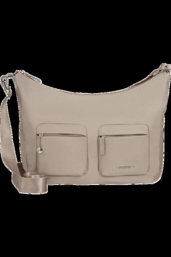 Samsonite Move 3.0 Shoulder Bag + 2 Pockets M  Light grey