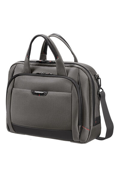 Pro-DLX 4 Business Briefcase M Magnetic Grey