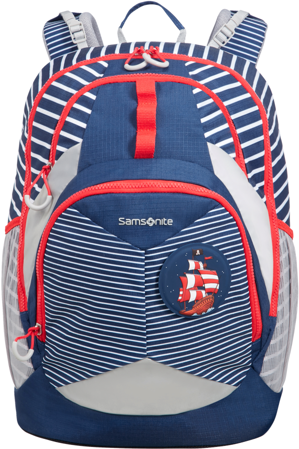 Samsonite Sam Ergofit Ergonomic Backpack L  Pirate