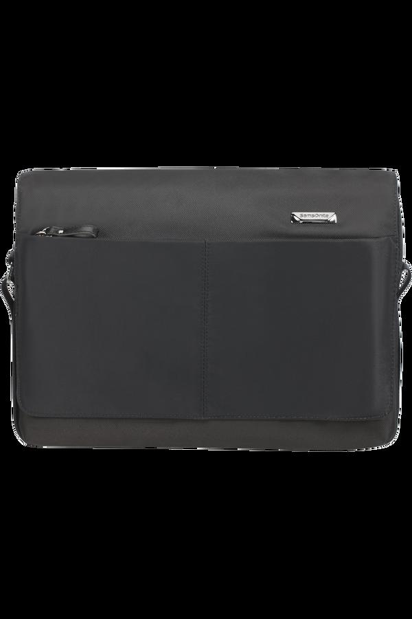 Samsonite Hip-Tech 2 Messenger 12.9'+Flap  Black