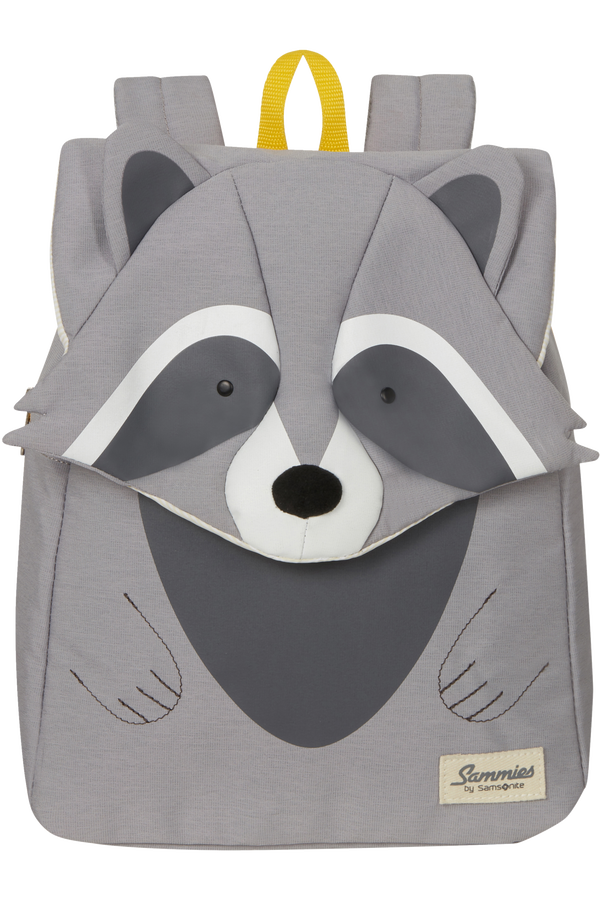Samsonite Happy Sammies Eco Backpack Raccoon Remy S+  Raccoon Remy