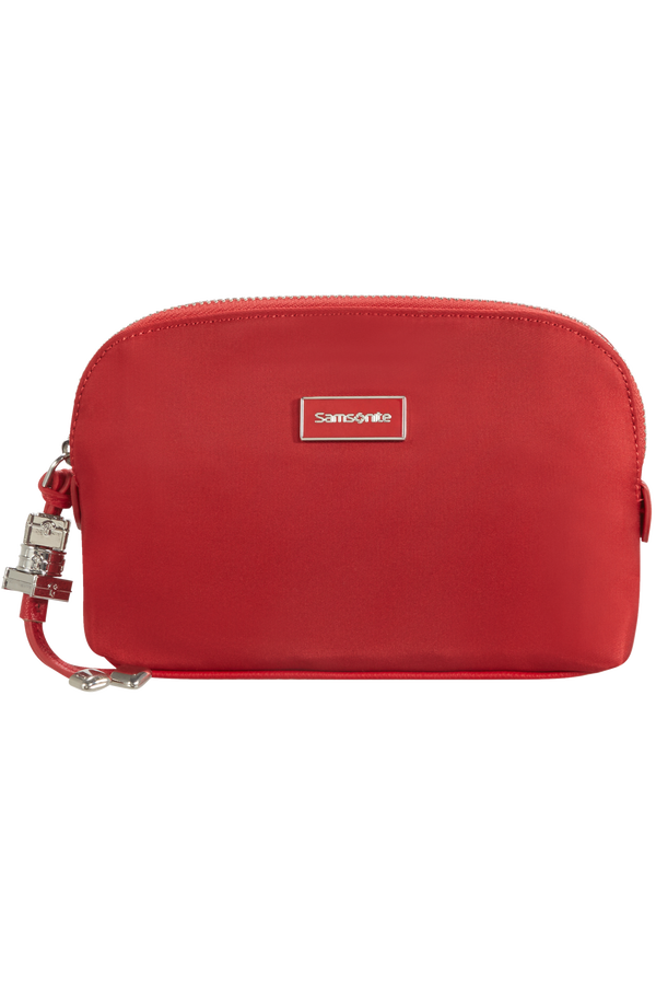 Samsonite Karissa Slg Cosmetic Kit  Formula Red